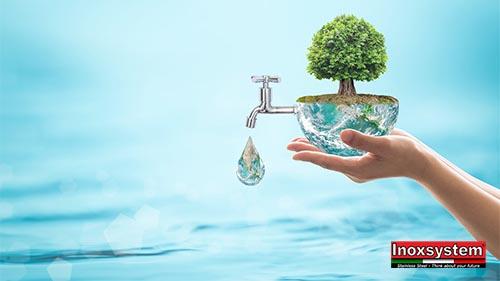 Il drenaggio dell'acqua piovana per un futuro sostenibile