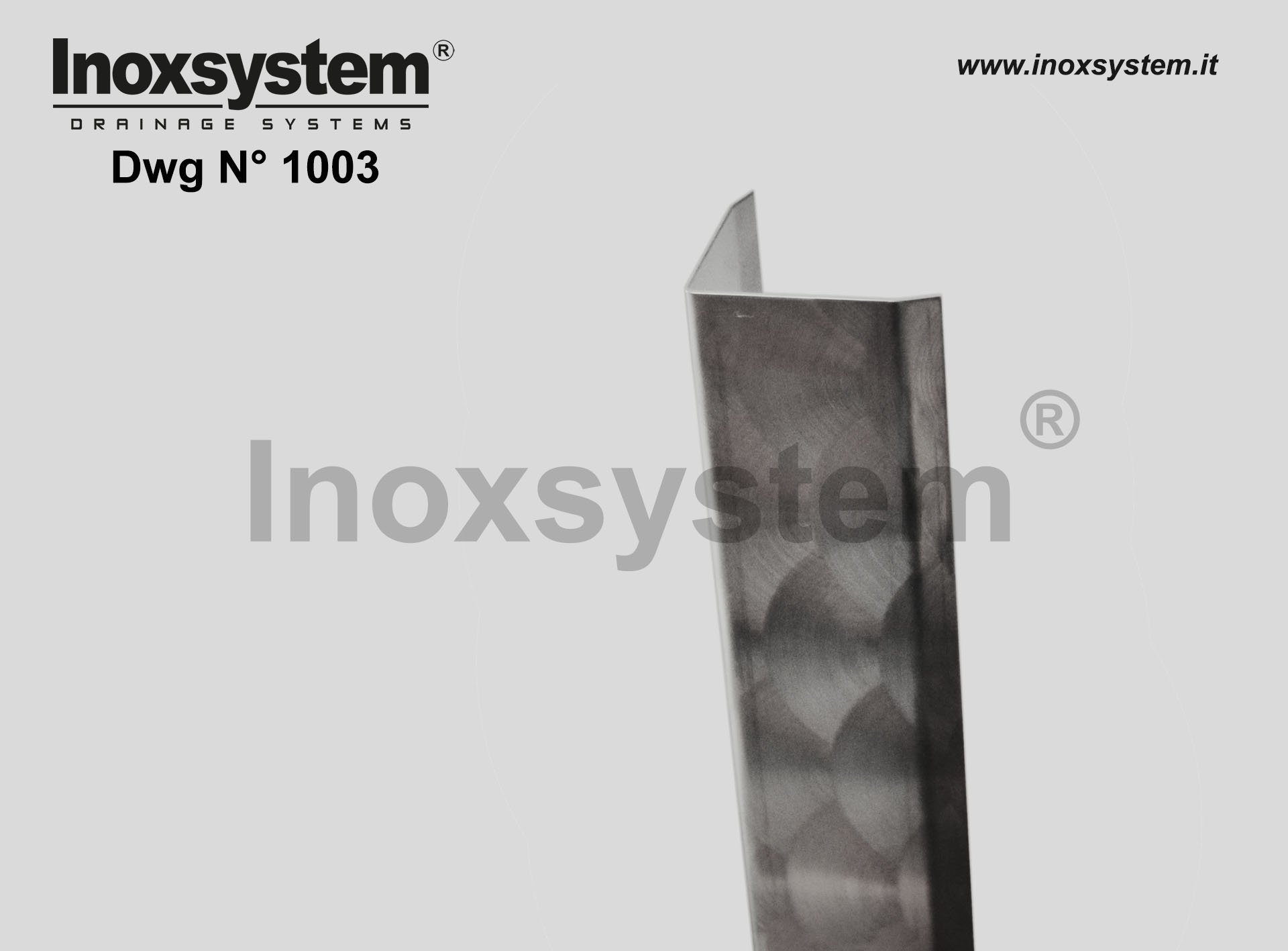 Stainless steel superimposable solid bend outer corner guard