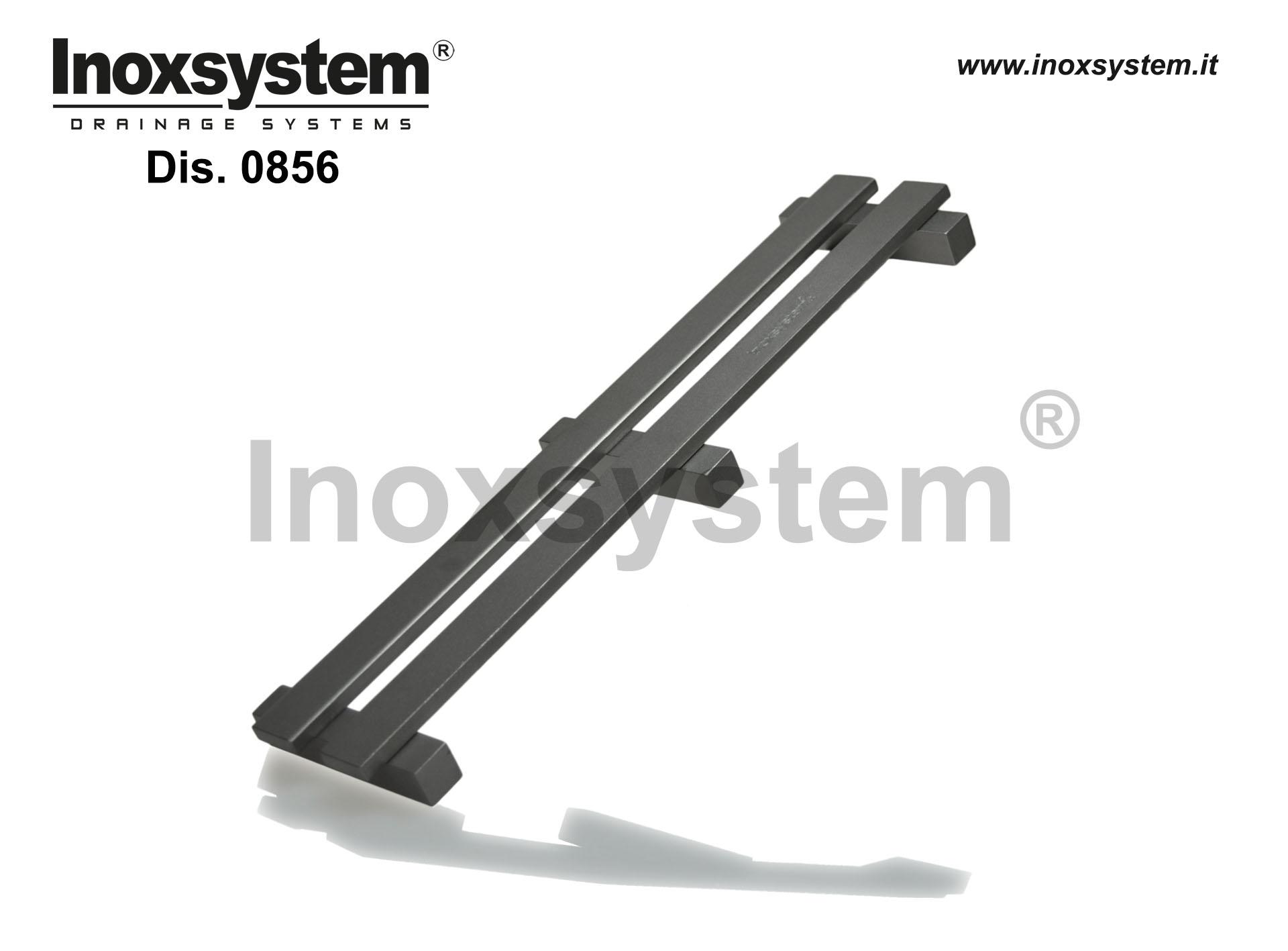 Griglie multi-fessura standard in acciaio inox