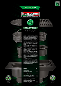 catalogo inoxsystem generale Total Hygienic